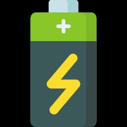 Batteritid och batteristorlek