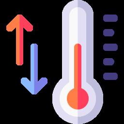 Inställning för temperatur